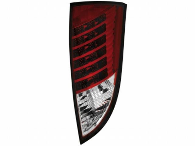 LED Rückleuchten Ford Focus mk1 98-04 red/crystal