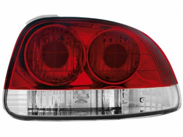 Rückleuchten Honda CRX del Sol 93-96 red/crystal