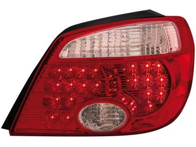 LED Rückleuchten Mitsubishi Outlander 05-06 red/crystal