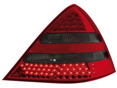 LED Rückleuchten Mercedes SLK R170 00-04 red/smoke