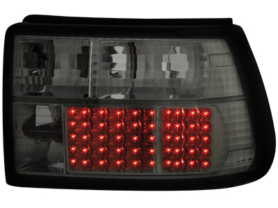 LED Rückleuchten Opel Astra F 91-97 black