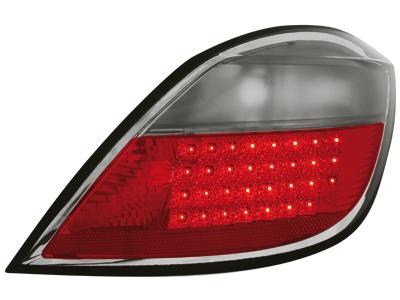 LED Rückleuchten Opel Astra H 5T 04-10 red/smoke