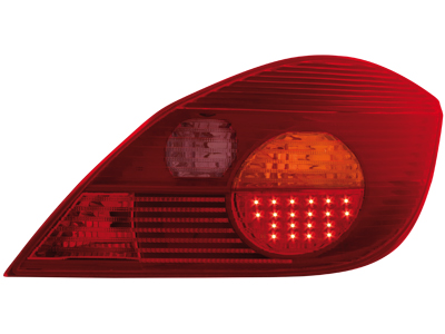 LED Rückleuchten Opel Tigra 04+ red
