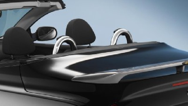 Roadsterbügel Edelstahl für Nissan Micra C+C