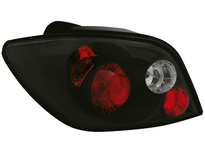 Rückleuchten Peugeot 307 01-05 black
