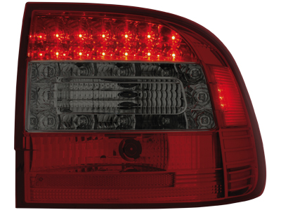 LED Rückleuchten Porsche Cayenne 03-07 red/smoke