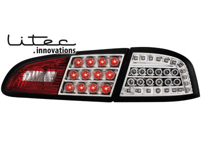 LITEC LED Rückleuchten Seat Ibiza 6L 02.02-08 crystal