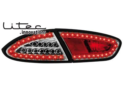 LITEC LED Rückleuchten Seat Leon 09+ 1P1 klar