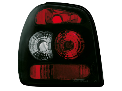 Rückleuchten VW Polo 6N2 99-01 black