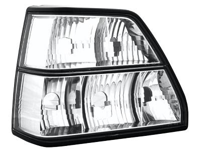 Rückleuchten VW Golf II 83-92 crystal