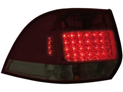 LED Rückleuchten VW Golf V/VI Variant 03.07+ red/smoke