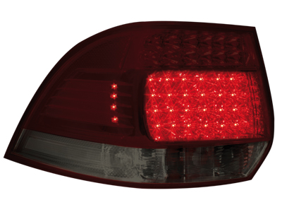 LED Rückleuchten VW Golf Variant V 03-07/ VI 08+ red/smoke