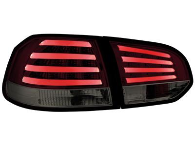 LED Rückleuchten VW Golf VI OHNE LED Blinker red/smoke