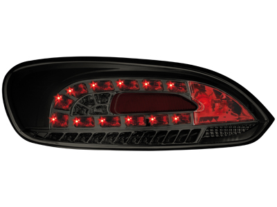 LED Rückleuchten VW SCIROCCO III 08-10 LED BLINKER black/smo