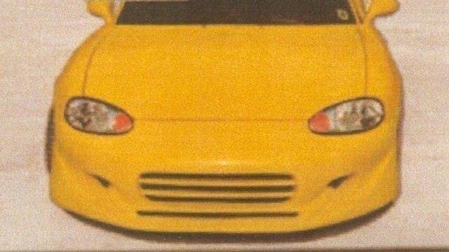 FRONTSTOßSTANGE < S2000 LOOK> MAZDA MX5 NB