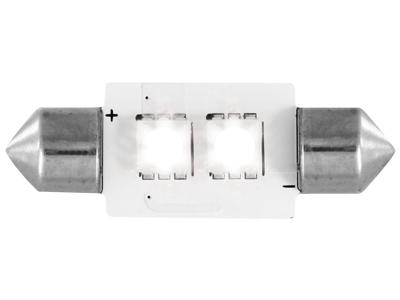 SMD-Line LED Soffitte 36mm mit 2 SMD LED weiß CanBus