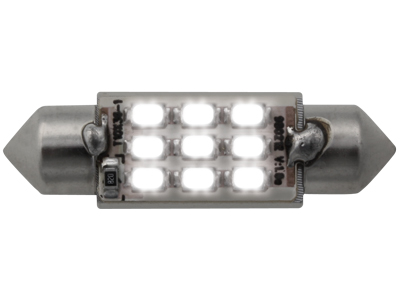 SMD-Line LED Soffitte weiß 36 mm 9 SMD LED CanBus Control