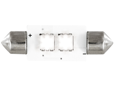 SMD-Line LED Soffitte 41mm mit 2 SMD LED weiß CanBus 1 Stk.