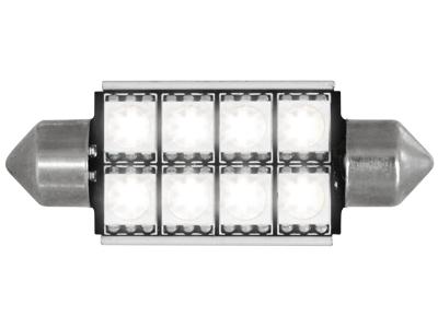 SMD-Line LED Soffitte 41mm mit 8 SMD LED weiß CanBus