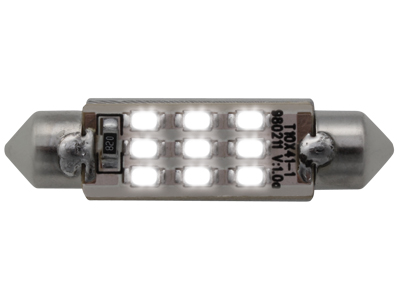 SMD-Line LED Soffitte weiß 41 mm 9 SMD LED CanBus Control