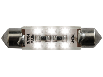 SMD-Line LED Soffitte weiß 41 mm 6 SMD LED CanBus Control