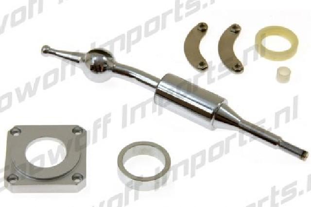 Nissan 200SX S13 93-02 Short Shifter Silver