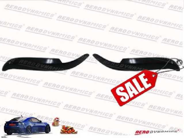 Honda Civic 92-95 2/3/4D ABS Eyebrows