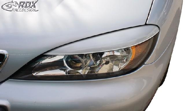 Scheinwerferblenden Nissan Primera P11 1999-2002 Böser Blick