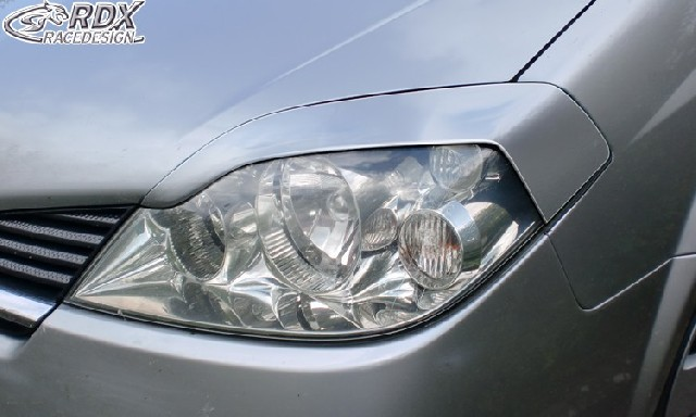 Scheinwerferblenden Nissan Primera P12 2002-2007 Böser Blick