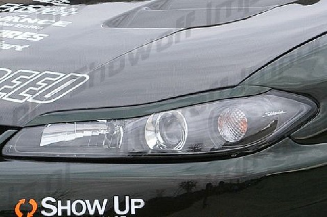 Nissan S15 Chargespeed Headlight Eyebrows