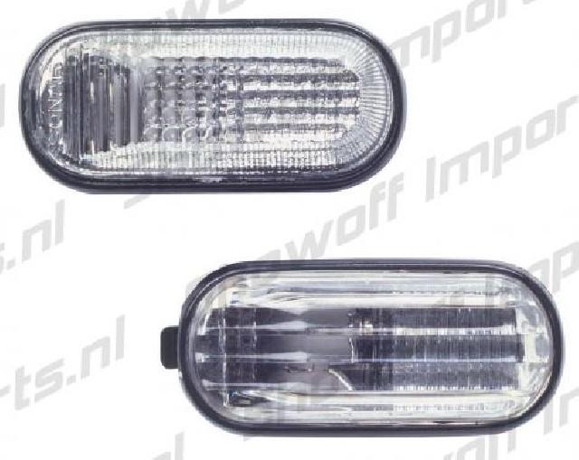 Honda Civic/CRX/Sol/Integra 88-95 Clear Sidemarkers