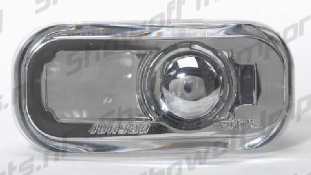 Honda Civic 01-05 Sidemarkers Clear V1