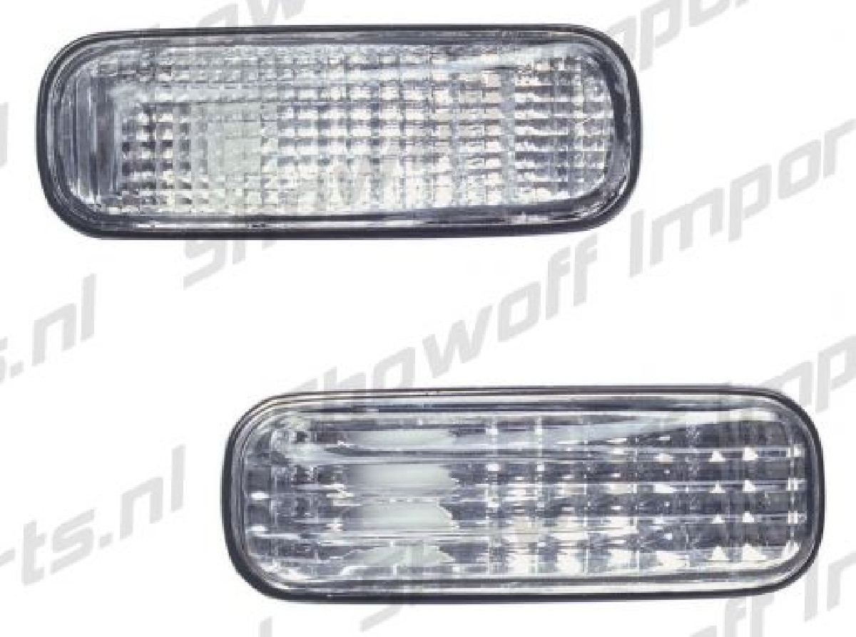 Honda Prelude 92-00 Clear Sidemarkers