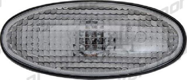 Nissan Micra K11 98-00 Smoke Sidemarkers