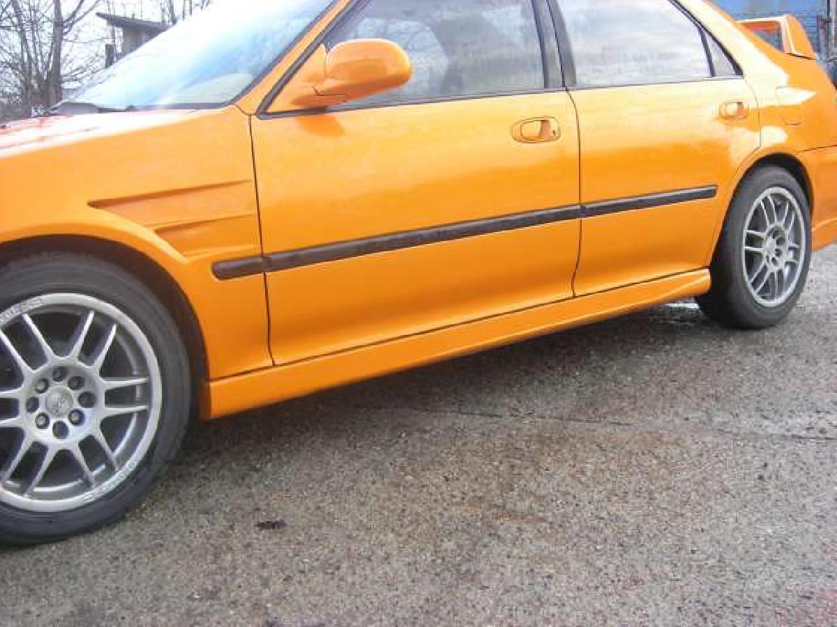 Seitenschweller Set Honda Civic 92-95 Limo 4 Türer
