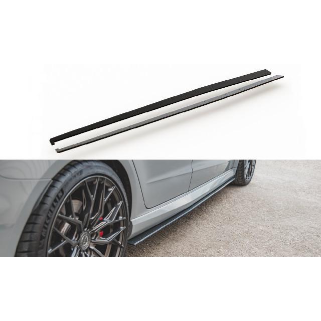 Robuste Racing Seitenschweller Ansatz Cup Leisten für Audi RS3 8V Sportback