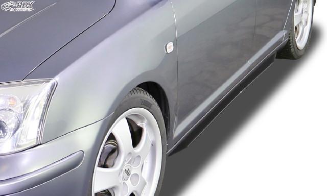 Seitenschweller TOYOTA Avensis (T25) 2003-2009
