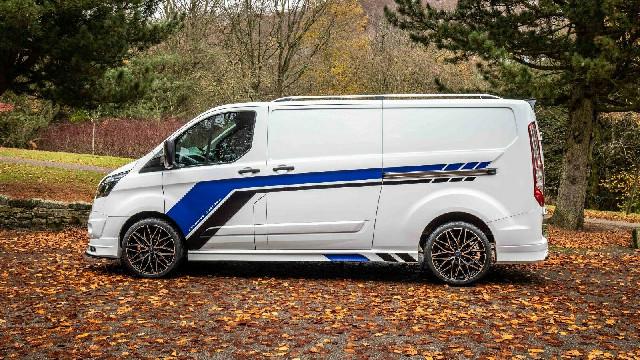Seitenschweller Ford Transit Custom ab 2012 kurze Version