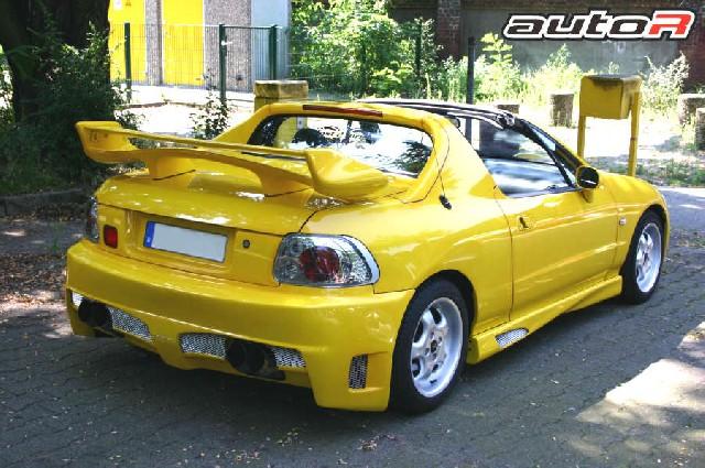 side skirts Seitenschweller Honda CRX Targa del Sol
