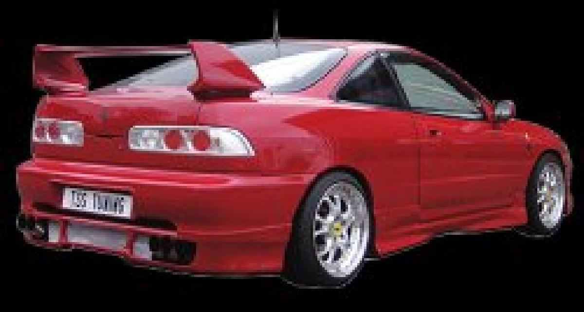 Seitenschwellersatz-Satz Honda Integra 98-00