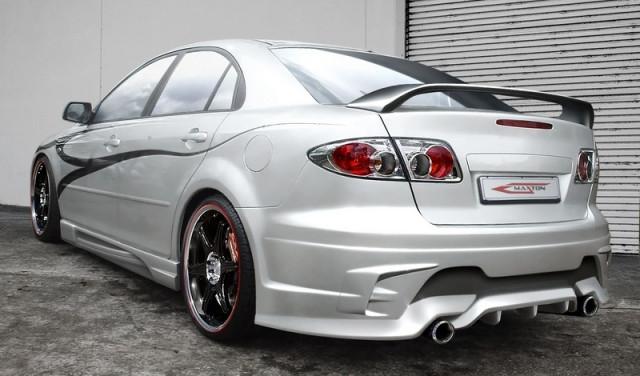 Seitenschweller Mazda 6 MK1