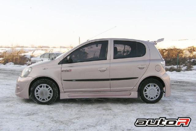 Seitenschweller Toyota Yaris I 99-03