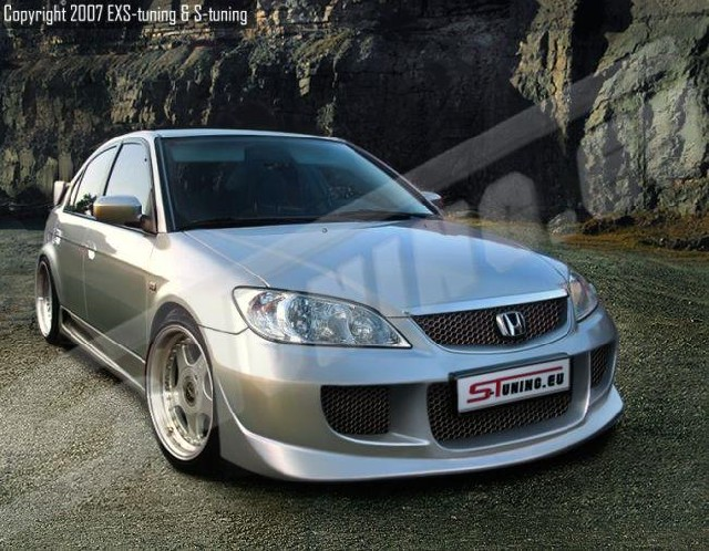 SIDE SKIRTS HONDA CIVIC S-LINE Limousine