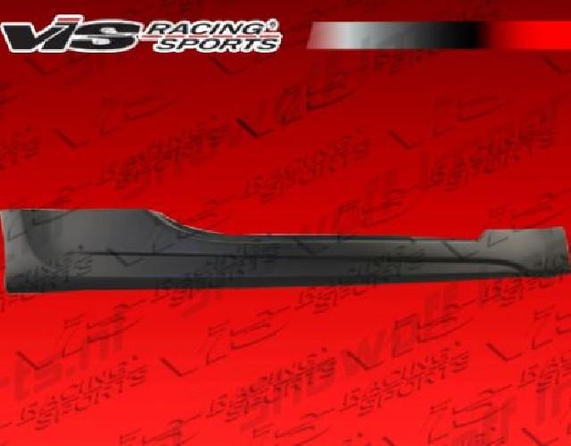 Nissan 350Z 2DR AMS GT Sideskirts Visracing