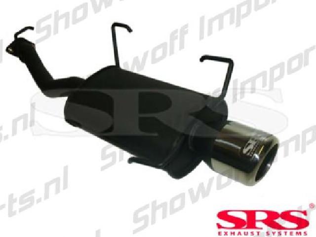 Honda Prelude 92-96 SRS Steel G45 Exhaust