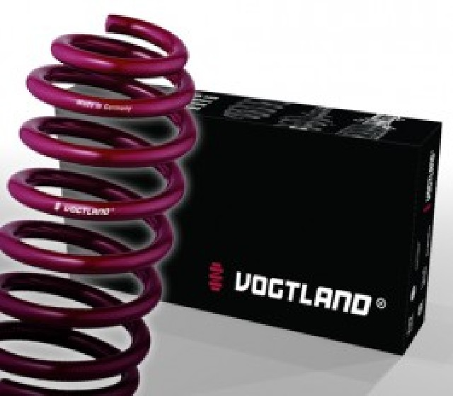 VOGTLAND Sportfedernsatz Skoda Rapid, Typ NH, 2WD, incl. Spaceback