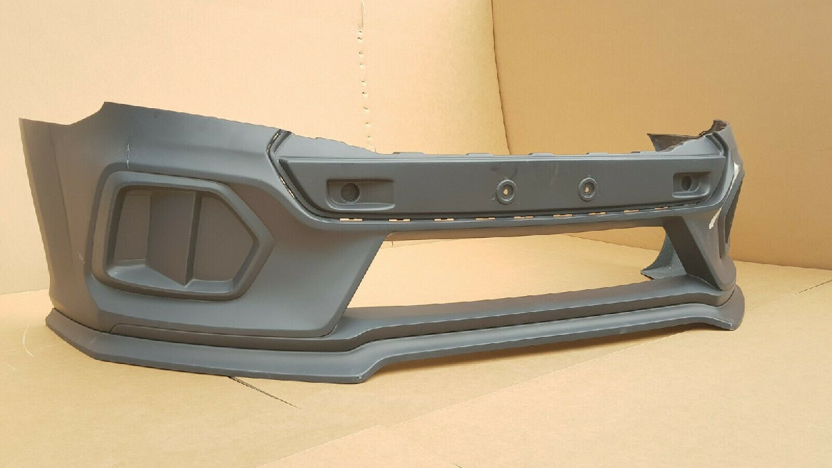 Stoßstange Ford Transit Custom 12-18 Vorfacelift