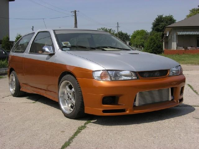 Frontstoßstange Nissan Almera N15 95-00