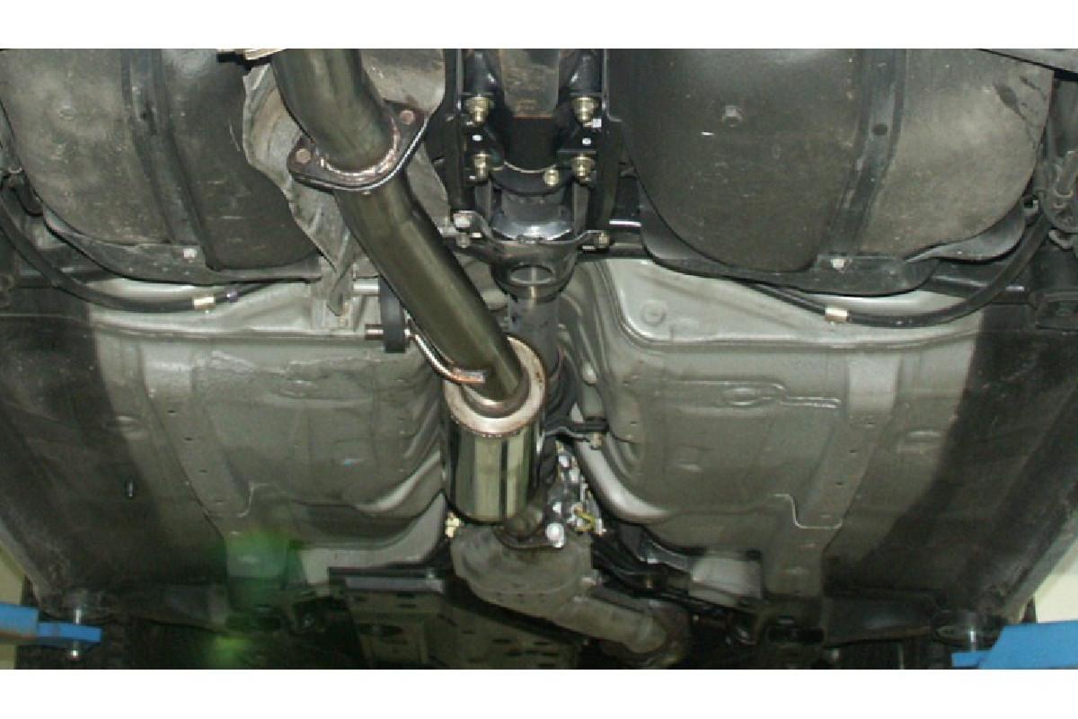 Subaru Impreza Typ WRX/ STI Vorschalldämpfer