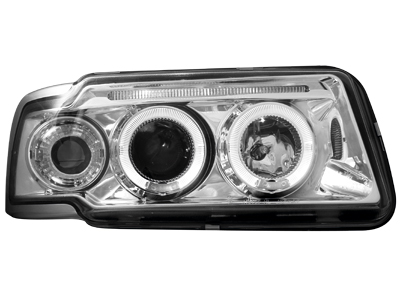Scheinwerfer AUDI 80 B4 Lim. / Avant 91-94 2 SLR chrome